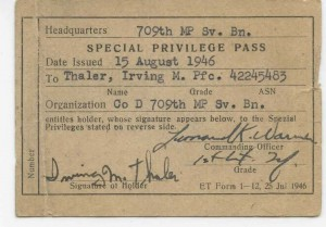 Thaler pass card1